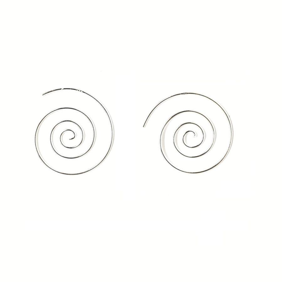 Pendientes Espiral