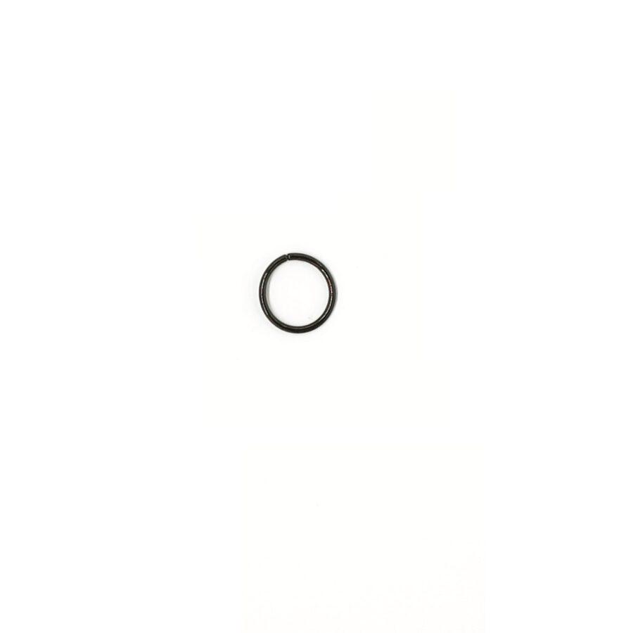 Piercing abrefácil negro